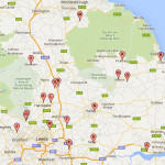 Covering North and West Yorkshire, Humberside and the East Riding